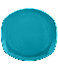 CLOSEOUT! Dansk Dinnerware, Classic Fjord Sky Blue Dinner Plate