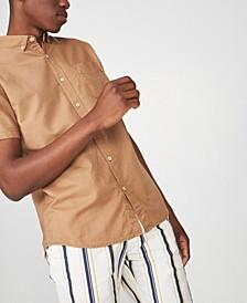 Men's Vintage Prep Short Sleeve Shirt