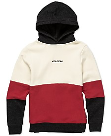 Volcom Big Boys Single Stone Colorblocked Hoodie