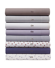 Lacoste Sheet Set Collection
