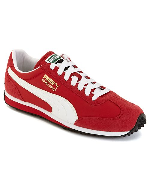 Puma Men s Whirlwind Classic Sneakers from Finish Line   Reviews ... fb308b6c7