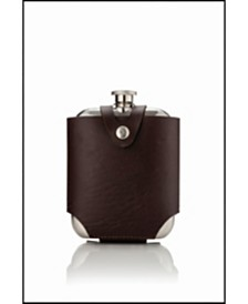 Viski Admiral Stainless Steel Flask and Traveling Case