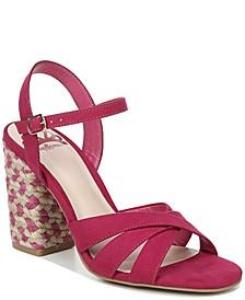 Fiance Block Heel Dress Sandals