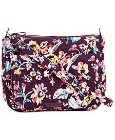 Vera Bradley Carson Small Hobo Bag