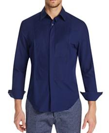 Tallia Men's Slim-Fit Stretch Tuxedo Long Sleeve Shirt