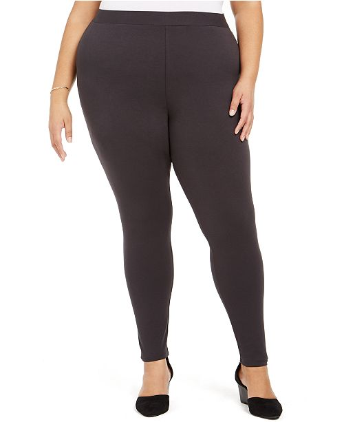 Style & Co Plus Size Leggings, Created For Macy's