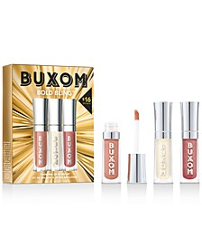 3-Pc. Bold Bling Plumping Lip Gloss Set