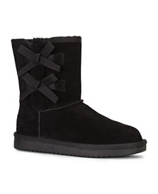 Koolaburra By UGG Big Girls Victoria Short Boots