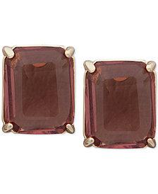 Lauren Ralph Lauren Stone Stud Earrings