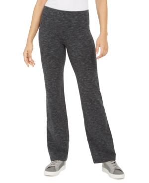Flex Stretch Bootcut Yoga Full Length Pants