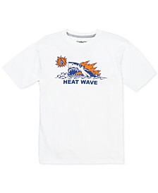 Toddler & Little Boys Heat Wave-Print Cotton T-Shirt