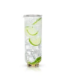 Viski Belmont Gats Glass Carafe