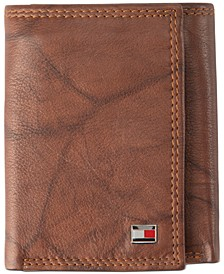 Men's Leather RFID Wallet