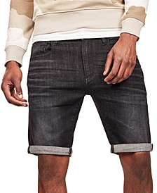 Men's 3301 Denim Shorts, Created for Macy's