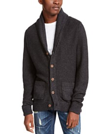 American Rag Men's Links Cardigan, Created For Macy's