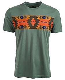 American Rag Men's Chest Pattern T-Shirt, Created For Macy's