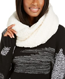 I.N.C. Faux-Sherpa Loop Scarf, Created For Macy's