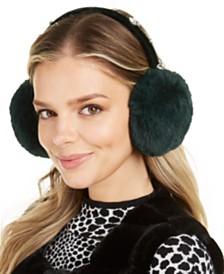I.N.C. Gemstones Faux-Fur Earmuffs, Created For Macy's