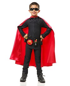 Super Hero Cape - Child Costume