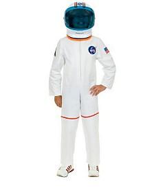 BuySeasons Boy's Astronaut Suit Child Costume