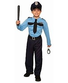 BuySeasons Boy's Police Hero Child Costume