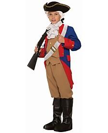 BuySeasons Boy's Patriotic Soldier Child Costume