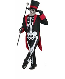 BuySeasons Boy's Mr. Bone Jangles Child Costume