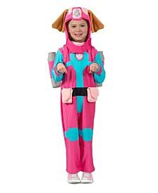 BuySeasons Girl's Paw Patrol Sea Patrol Skye Child Costume