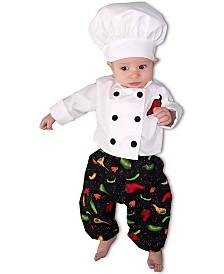 BuySeasons Child Newborn Chef Costume
