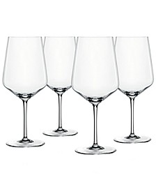 Style 22.2 Oz Wine Glass Set of 4