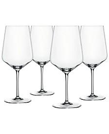 Spiegelau Style 22.2 Oz Wine Glass Set of 4