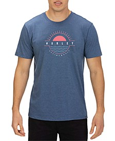 Men's Horizon Premium Logo Graphic T-Shirt
