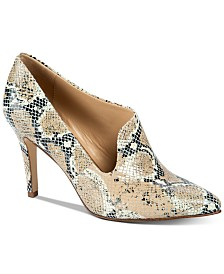 Lucca Lane Yalexis Asymmetrical Pumps