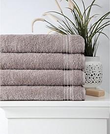 Cascade Bath Towel 4-Pc. Set