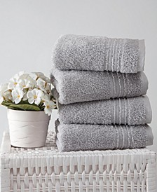 Cascade Hand Towel 4-Pc. Set