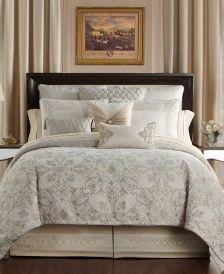 Shelah Reversible Queen 4 Piece Comforter Set