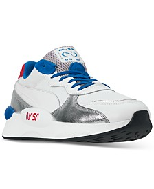 Puma Men's RS 9.8 x Space Agency Casual Sneakers from Finish Line