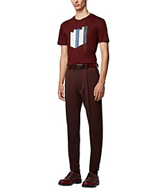 BOSS Men's Tiburt Regular-Fit T-Shirt