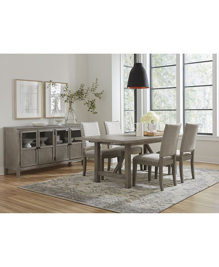 Furniture Parker Dining 5 Pc, Macys Dining Room Chairs