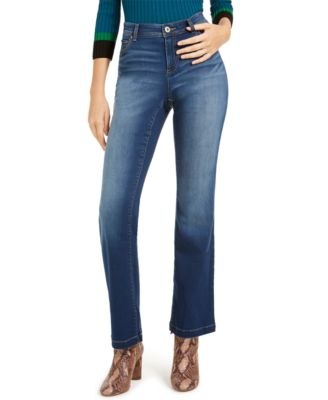 INC Curvy-Fit INCFinity Bootcut Jeans, Created for Macy's