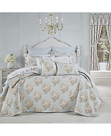 Hilary Full/Queen 3pc. Quilt Set