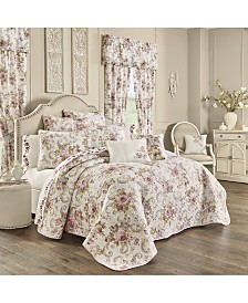 Chambord Lavender Twin 2pc. Quilt Set