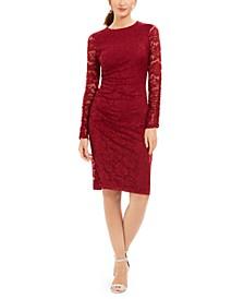Stretch Lace Bodycon Dress