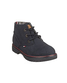 Toddler, Little and Big Boys TH Bramson Chukka Shoes