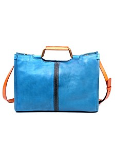 Camden Leather Tote Bag