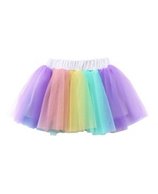 Emerson and Friends Baby Girl Rainbow Tutu