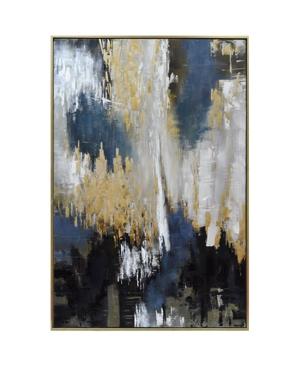 Harp & Finial Apollo Framed Canvas