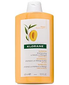 Shampoo With Mango Butter, 13.5-oz.