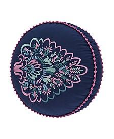 Kayani Round Decorative Throw Pillow
