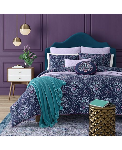 J Queen New York Kayani Full/Queen 3pc. Comforter Set
